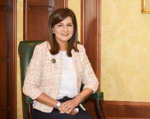 السفيرة نبيلة مكرم عبد الشهيد