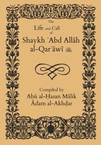 Shaykh Abdullah al.Qarawi Bio Cover