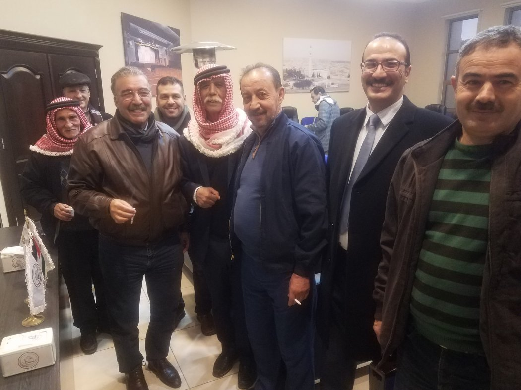 انتخاب محمود الحوراني رئيسا لجمعية فرسان