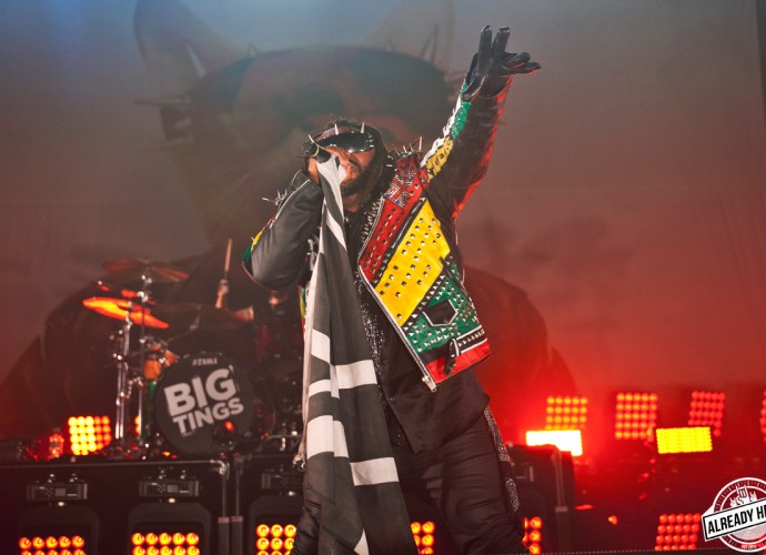 Skindred – Brixton Academy, London – 28/04/2018