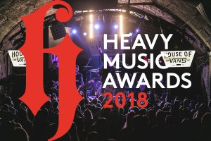 Heavy Music Awards 2018