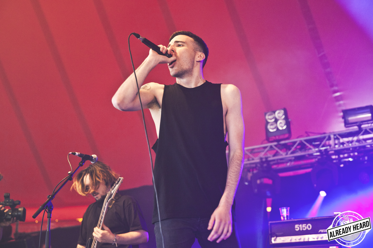 Blood Youth - Reading Festival - 25/08/2018