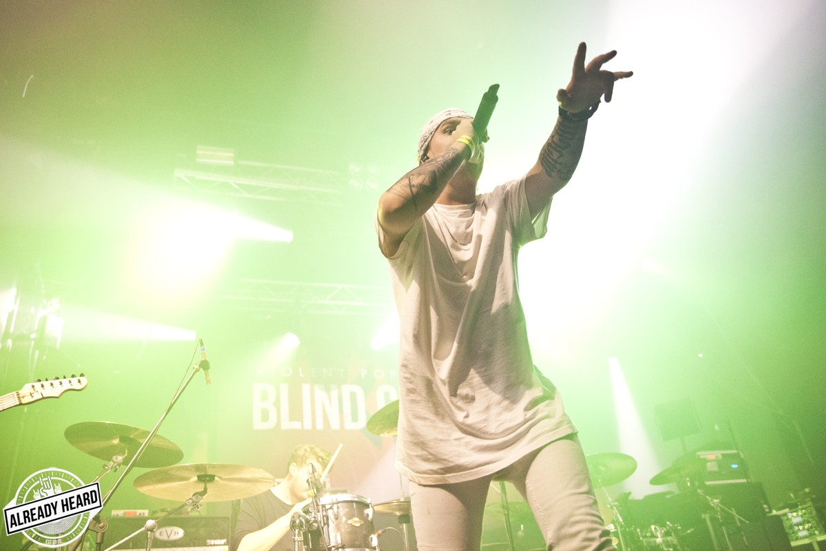 Blind Channel - Electric Brixton, London - 2/12/2018