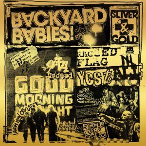 Backyard Babies - Silver & Gold
