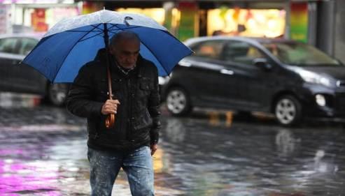 تفسير رؤية المطر في المنام