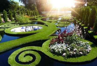تفسير حلم حديقة المنزل في المنام