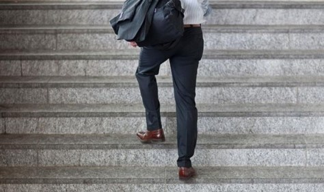 تفسير حلم صعود الدرج في المنام