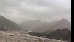 تفسير حلم السباحة في الفيضان في المنام