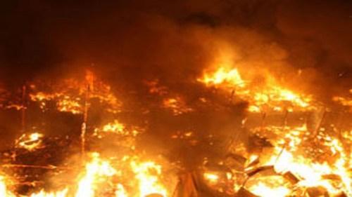 تفسير حلم انقاذ شخص من الحريق