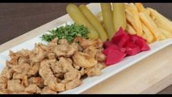مطعم بيت الشاورما الطازج بالرياض
