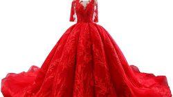 تفسير رؤية فستان ابيض أو أحمر حسب اللون في الحلم