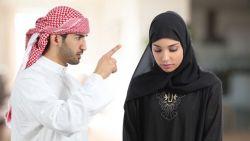 تصرفات الزوج الذي لا يحب زوجته