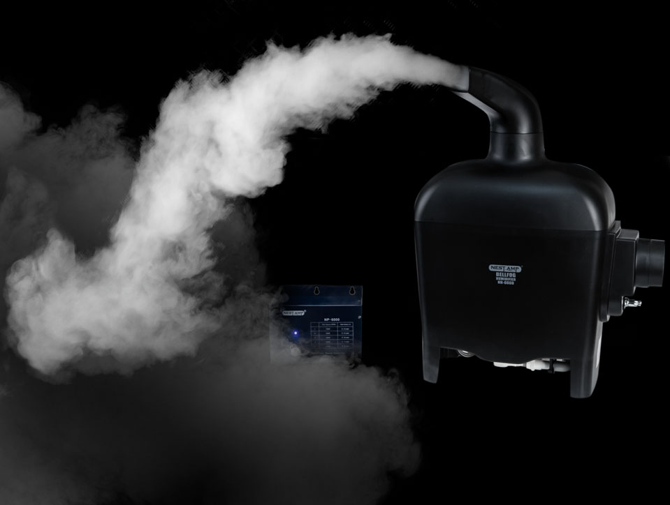 Humidificador Mother Fogger