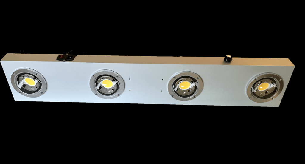 Canal GROW LED 225W 3 Leds Citizen