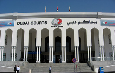one day court in dubai