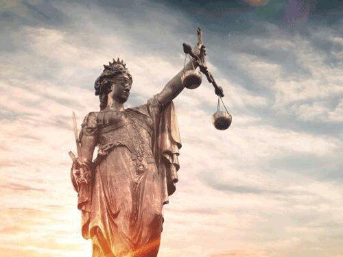 lady justice justitia