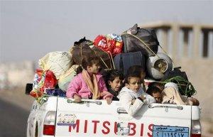 وضع إنساني في اليمن