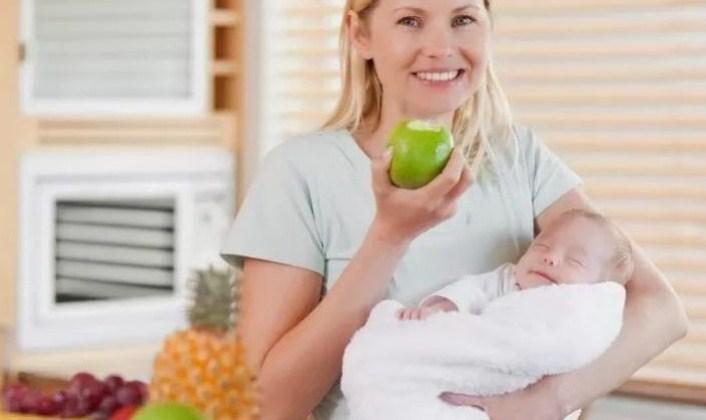 Diet Untuk Ibu Menyusui Yang Bisa Anda Coba image