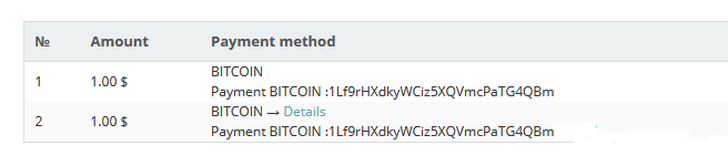 payout Captcha Bitcoin Screenshot