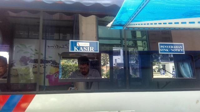 Lokasi Pengambilan Notice STNK Keliling Ciputra Mall Jakarta Barat