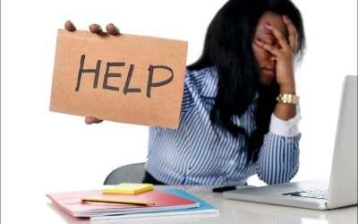 Avec le reconfinement, une vague de burn-out déferle sur les managers