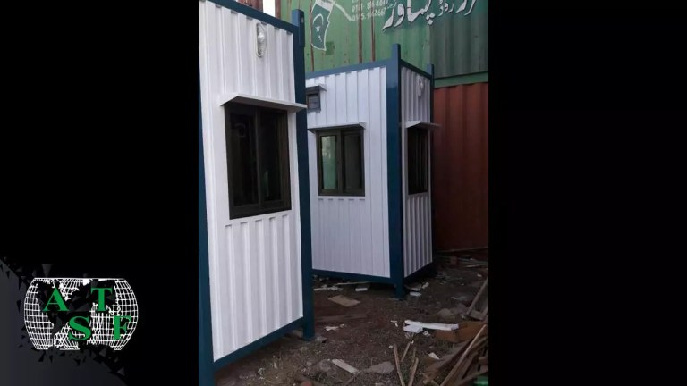 Security Cabins - Alsadiqservices