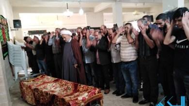 Photo of السكسكية تودع المرحوم الحاج عبد الله حيدر