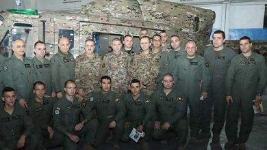 Photo of حفل إطلاق إعادة تأهيل طوافات الجيش اللبناني