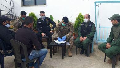 Photo of بالصور: بدء توزيع المساعدات الإجتماعية