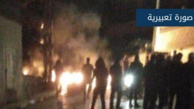 Photo of لبنان:خلاف على توزيع اعاشات يحول البلدة الى ساحة حرب