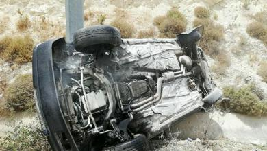 Photo of بالصور: حادث سير مروع على اوتوستراد الجنوب