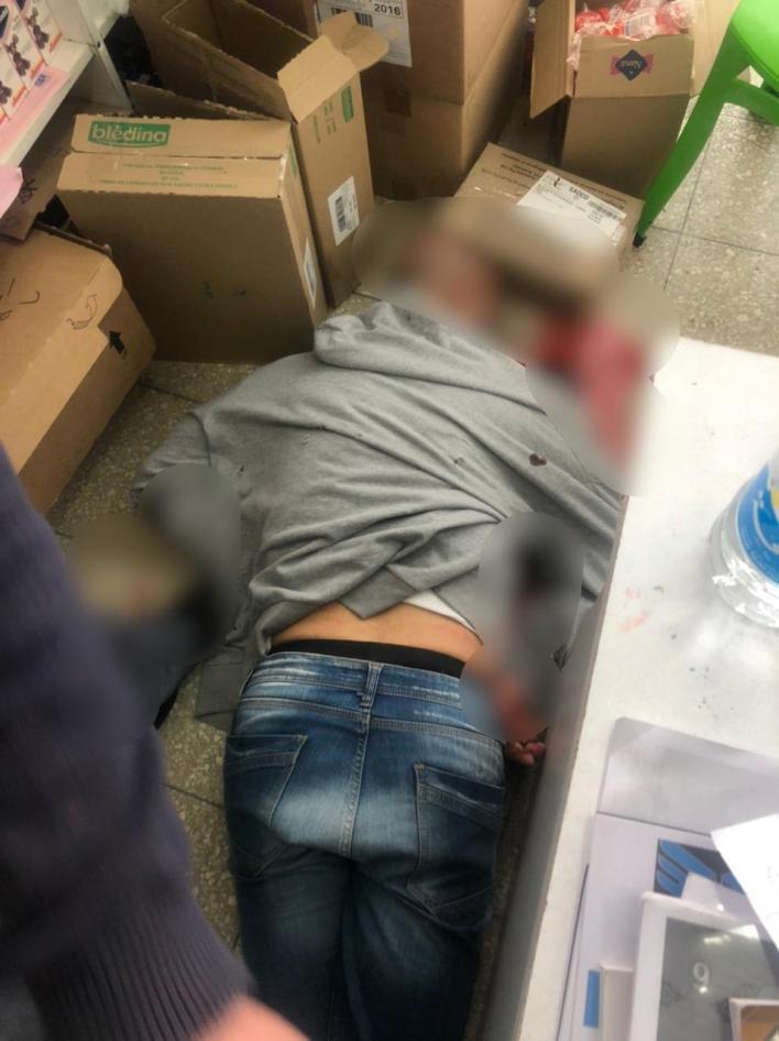 عاجل : جريمة قتل مروعة داخل صيدلية في النبطية
