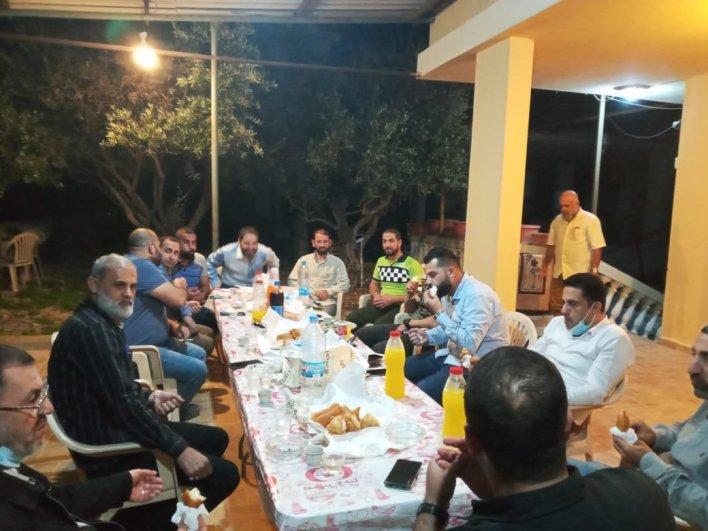 حزب الله يستضيف  حركة أمل في بلدة السكسكية على مائدة إفطار