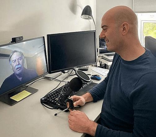Alistair Ross interviews Ken Williams of Sierra
