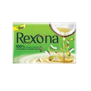 Buy Rexona Silky Soft Skin Soap Bar 4 x 75gm Online qatar