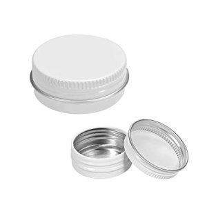 Aluminium Round Container Large – 6Pcs Pack