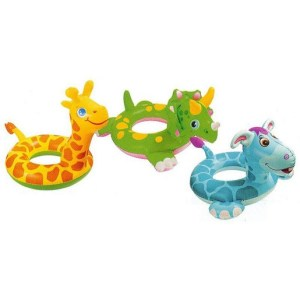 Intex Animal Splitrings57X53Cm Astd