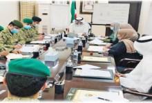 صورة «الشؤون»: الحرس الوطني يقوم بدوره على أكمل وجه في مجال التنمية الاجتماعية