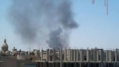 صورة حرب تجتاح الحسكة وطائرات النظام تقصف المدينة للمرة الأولى