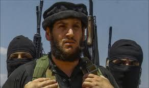صورة مقتل الناطق الرسمي باسم تنظيم الدولة أبو محمد العدناني في حلب