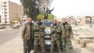 صورة خاص الشرقية24|| ميليشيا الدفاع الوطني ترفض مواجهة الميليشيات الإيرانية في مدينة البوكمال