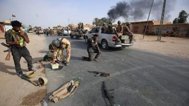 صورة ديرالزور || غارات جديدة تستهدف الميليشيات الإيرانية في البوكمال