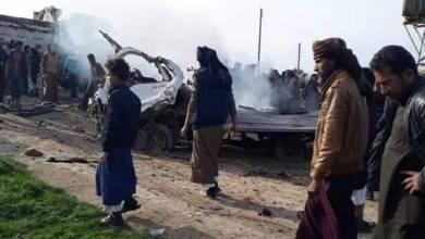 Photo of قتلى وجرحى بين عناصر قسد وآخرون مدنيون شرق ديرالزور
