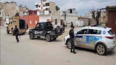 صورة توتر تشهده القامشلي بعد مقتل عنصراً للأسايش على يد عناصر النظام
