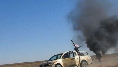 Photo of من بينهم 4 عناصر من الرقة، هجوم يستهدف حاجز لقوات النظام غرب ديرالزور