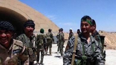 صورة في ظروف غامضة، فرار مجموعة من الميليشيات الإيرانية شرق ديرالزور.