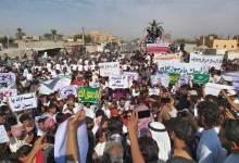 صورة مظاهرات عارمة نصرةً للنبي محمد شرق ديرالزور.. وقسد تستفز الجموع