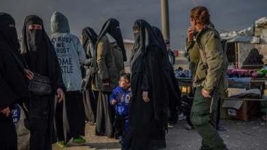 صورة التحالف الدولي يعتقل نساء أجنبيات جنوب الحسكة