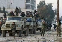 صورة إقتحام المربع الأمني في الحسكة| ورقة الضغط الأخيرة التي تدير المفاوضات بين الميليشيات الكردية وميليشيا الأسد