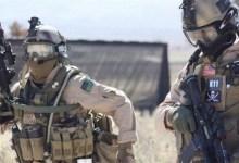 صورة قوات الكوماندوز الأمريكية تعتقل قياديين من ميليشيا قسد شرق ديرالزور